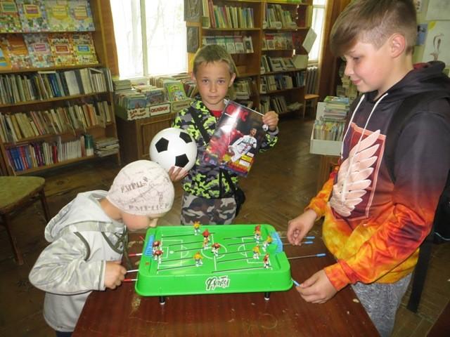 Футбол - самый популярный вид спорта
