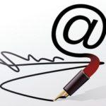 Выдача почтовых отправлений с помощью электронной подписи