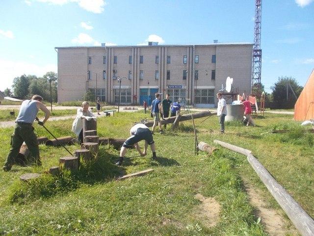 Программа «Газпром» -  детям» в Опарино