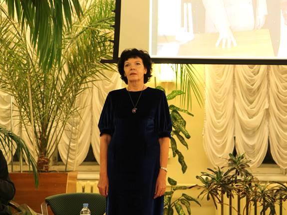 Вятская поэтесса Светлана Сырнева