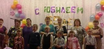 Детскому саду «Колобок» – 55 лет