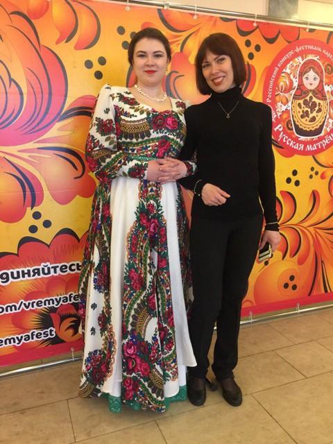 Татьяна Помелова и Надежда Помелова