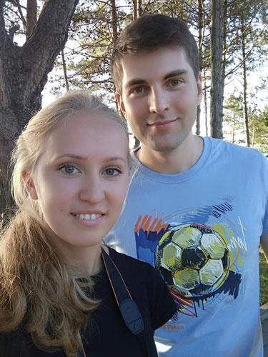 С Дмитрием Борисовым