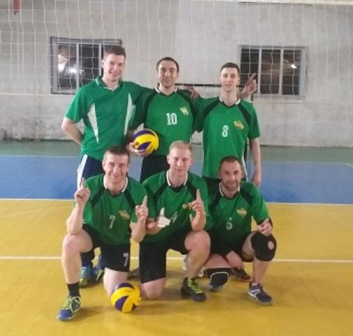 Турнир по волейболу памяти Никиты Десяткина