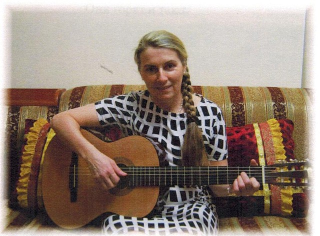 Ольга Тайсина - поэт из города Кирова. Стихи Ольги Тайсиной.