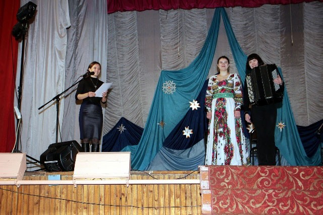 Семейный дуэт «Гармония» город Киров