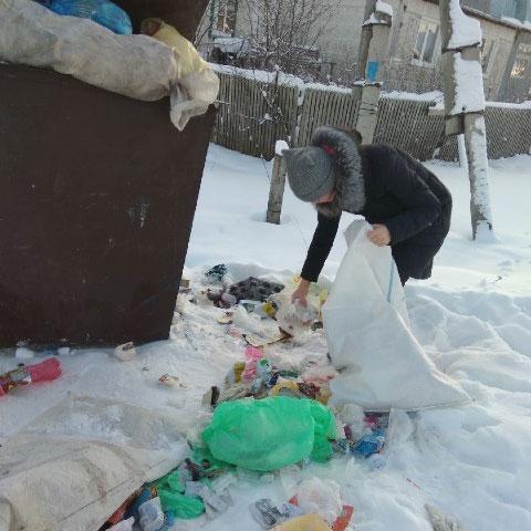 Мусорная реформа в России