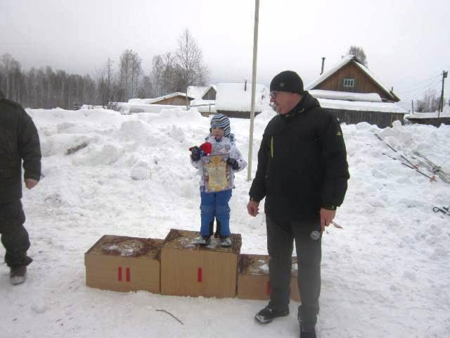 «Лыжня России – 2019» в Опарино