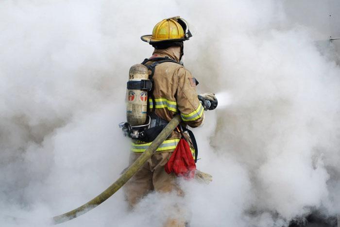Пожарный, пожарная охрана