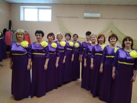 ансамбль «Россияночка»