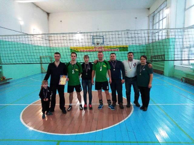 Волейбол «смешанных» команд