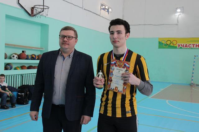 Дмитрий Рычков