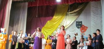 Открытие Года театра на опаринской сцене