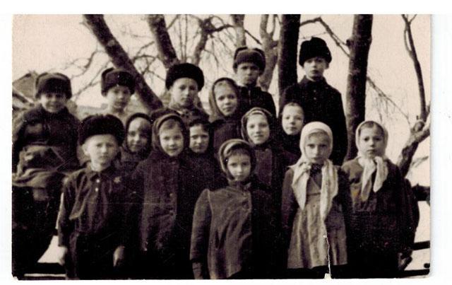 Ученики Молебенской школы
