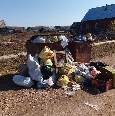Мусорная реформа в Кировской области
