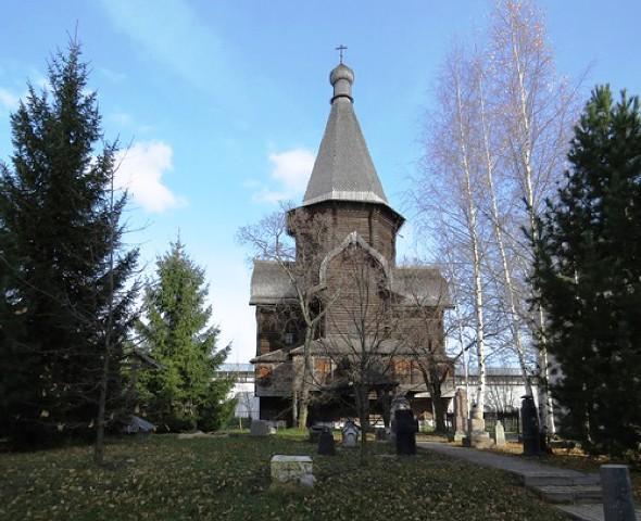На снимке: храм Успения Пресвятой Богородицы в Вологде.