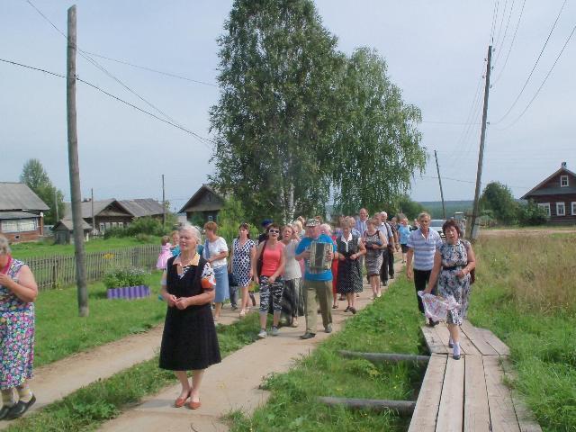 Деревня Стрельская - победитель конкурса «Деревенька моя»