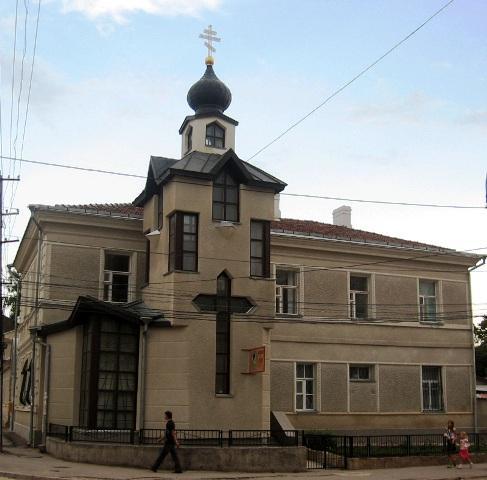 На снимке: дом Валентина Феликсовича Войно-Ясенецкого в Семфирополе, ныне дом-музей святителя Луки.