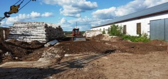 Новое производство по переработке древесины
