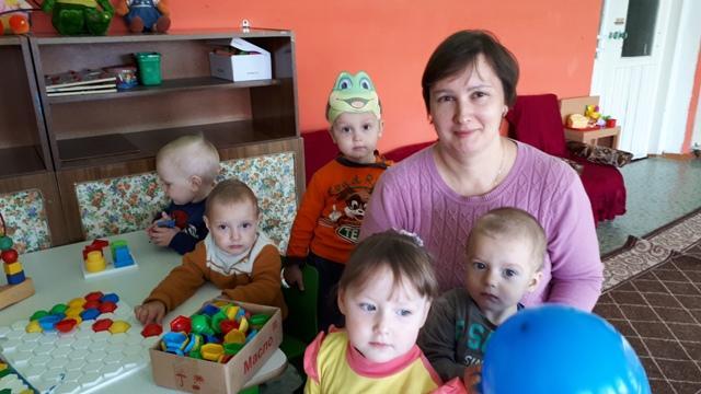 воспитатель Ильченко Татьяна Сергеевна