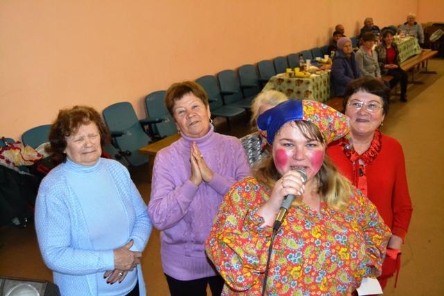 День пожилого человека в Заре