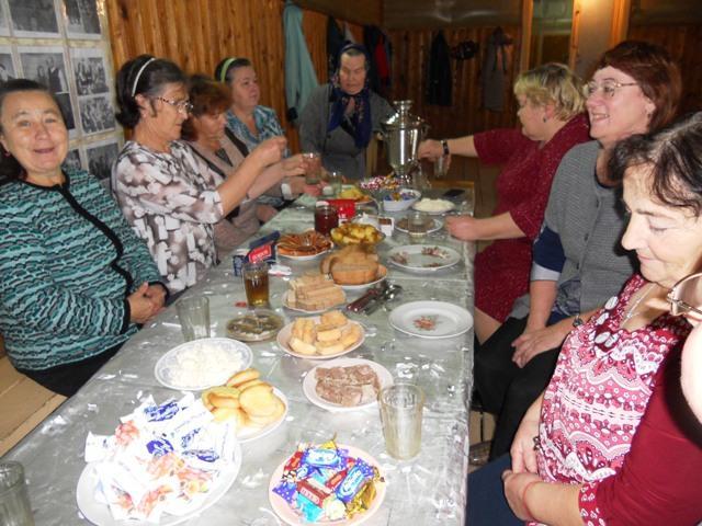 Международный день сельских женщин в Речном