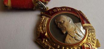 Альмежане – кавалеры ордена Ленина