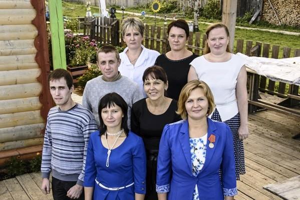 Зайцева Светлана Петровна с депутатами