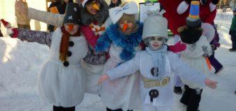 «Вперед, Снеговики!»
