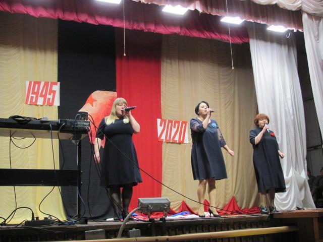 Трио из Заринского ЦДБО