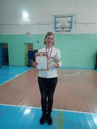 Ирина Чувашова