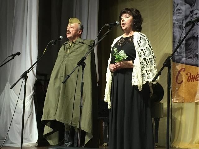 Дуэт Александр Подволоцкий и Людмила Недорезова