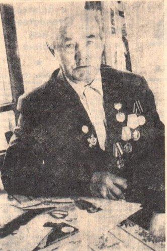 Павел Павлович Бабкин