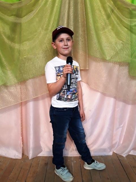Александр Смирнов на конкурсе «Солнечный круг»