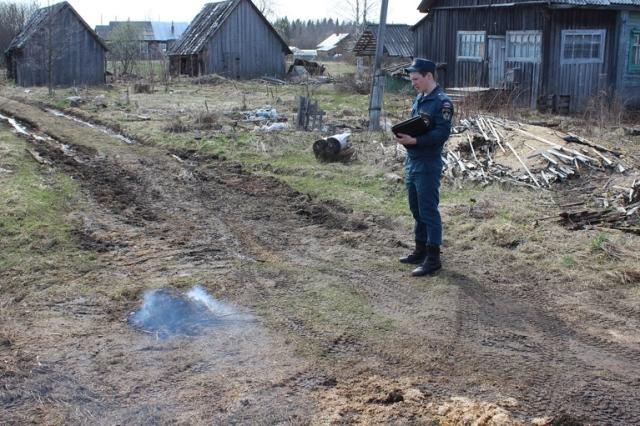 О патрулировании в пожароопасный период