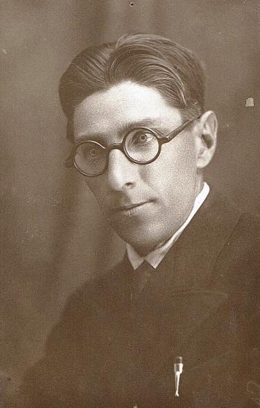 Никанор Алексеевич Яхлаков