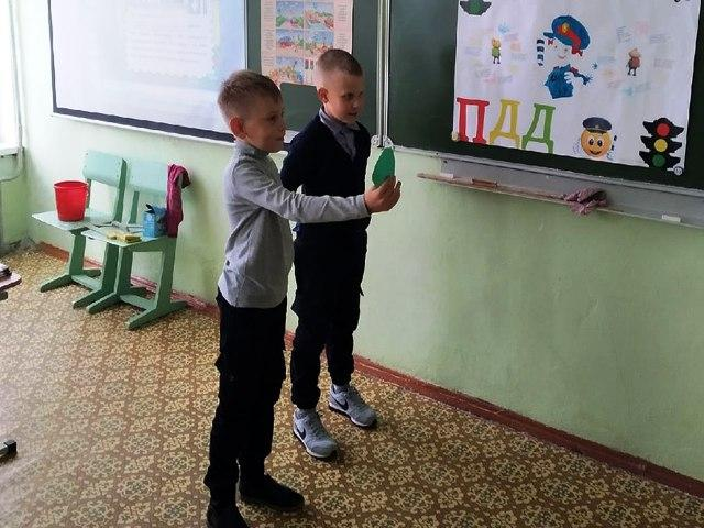 """Акция """"Внимание - дети"""" в Заре"""