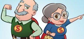 «Супер бабушка» и «Супер дедушка»
