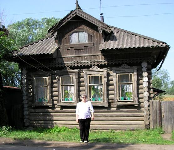Дом Зубаревых