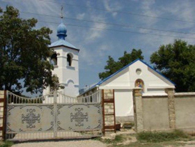 На снимке: церковь святого Пантелеимона в поселке Старый Крым.