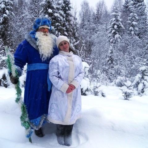 Владения Деда Мороза