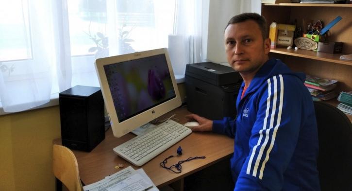 Сергей Матрохин