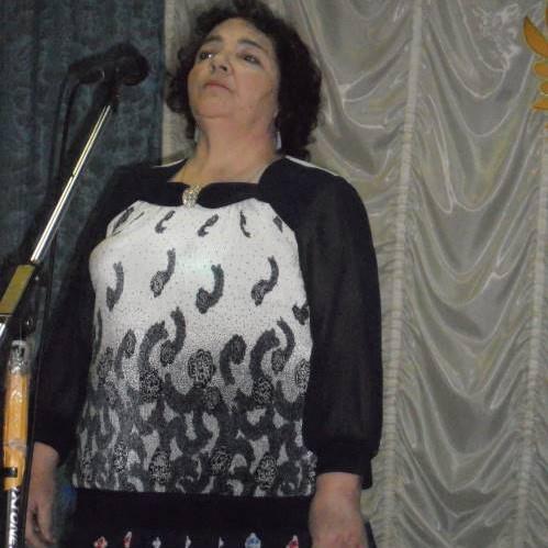 Антонина Мищенкова