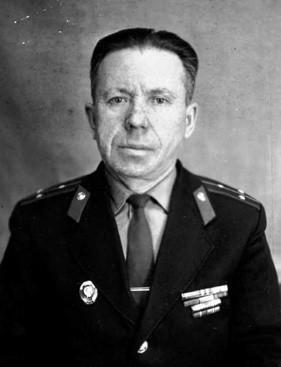 Шкаредный Иван Андреевич