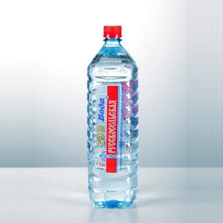 «Пейте воду, воду, господа…»