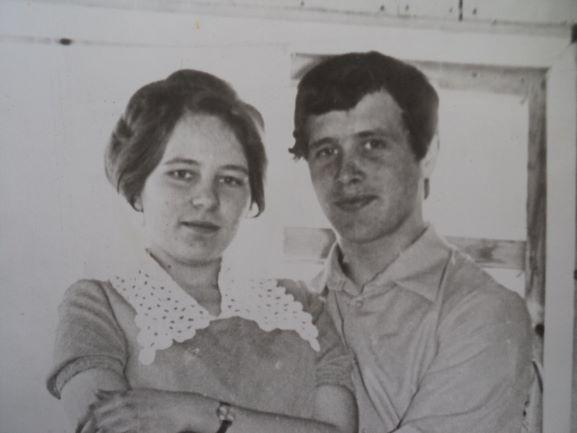 Зоя и Василий Касьяновы