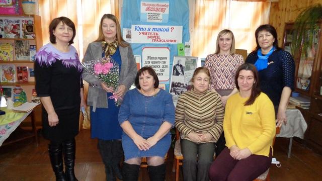 Участники Яхлаковских чтений