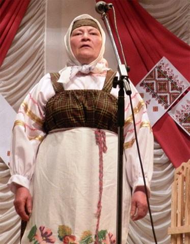 Валентина Афанасьевна Плосконосова