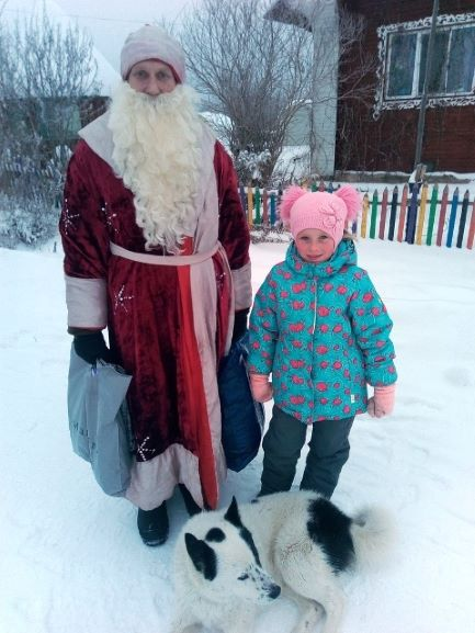 Дед Мороз - в каждый дом!