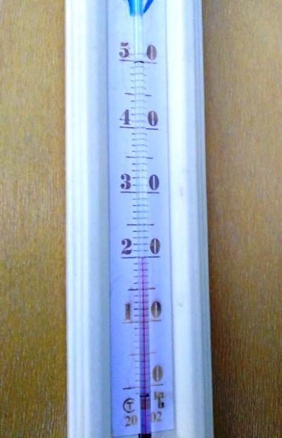 Температурный режим нормализован